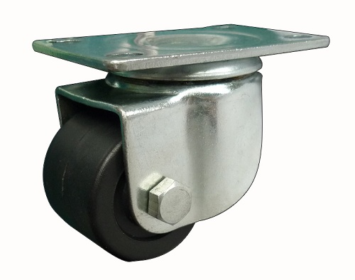 Low Profile Caster Swivel Top Plate